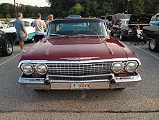 1963 Chevrolet Impala for sale 100779972