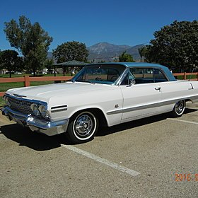 1963 Chevrolet Impala SS for sale 100795280
