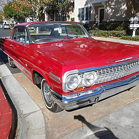1963 Chevrolet Impala SS for sale 100796516