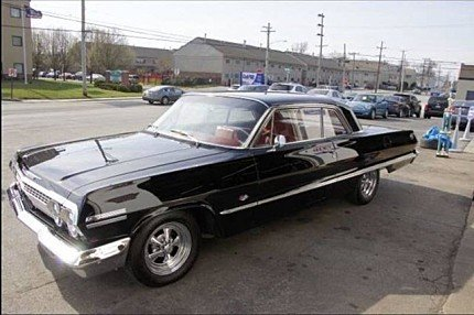 1963 Chevrolet Impala for sale 100811769