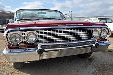 1963 Chevrolet Impala for sale 100847259