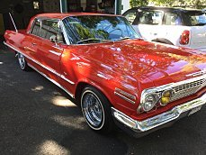 1963 Chevrolet Impala SS for sale 100867605