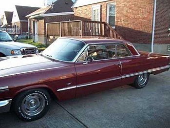 1963 Chevrolet Impala for sale 100796793