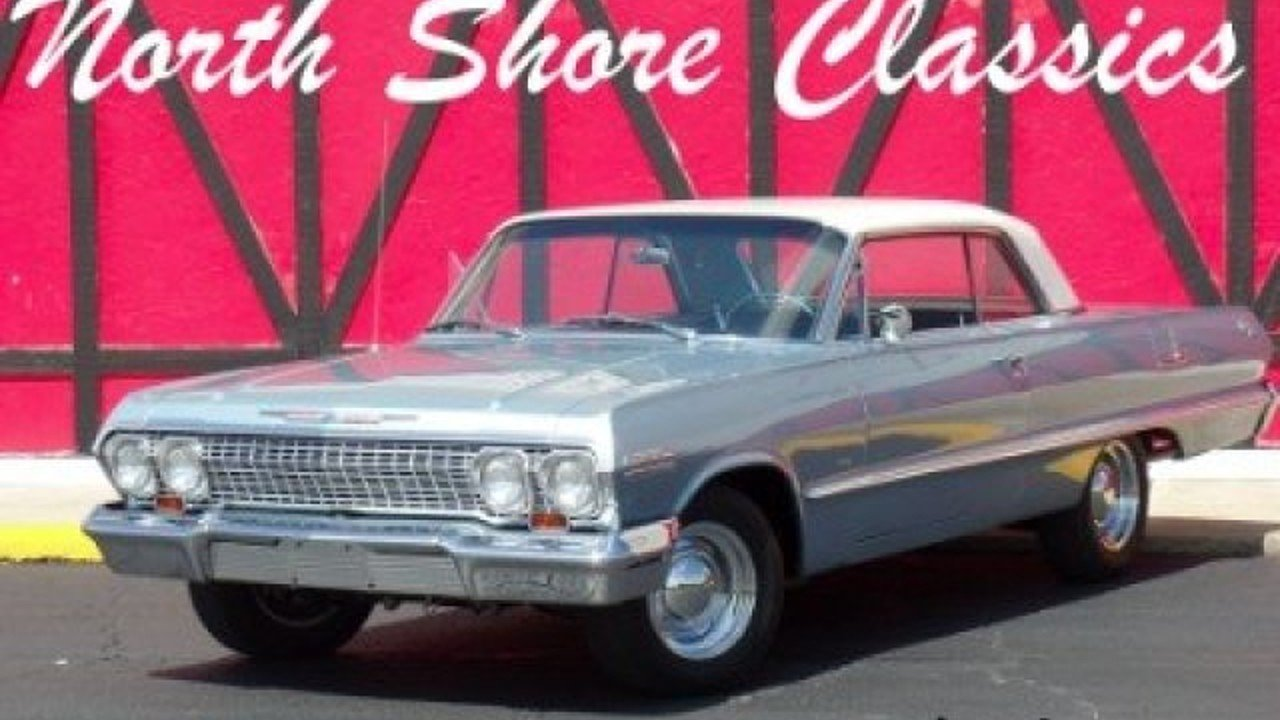 1963 Chevrolet Impala for sale 100814738