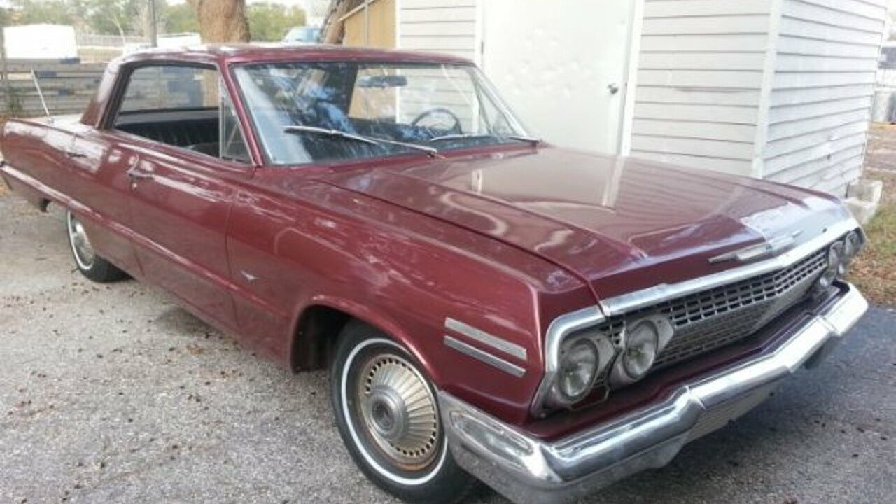 1963 Chevrolet Impala for sale 100856217