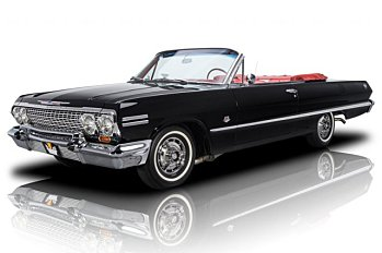 1963 Chevrolet Impala for sale 100876142