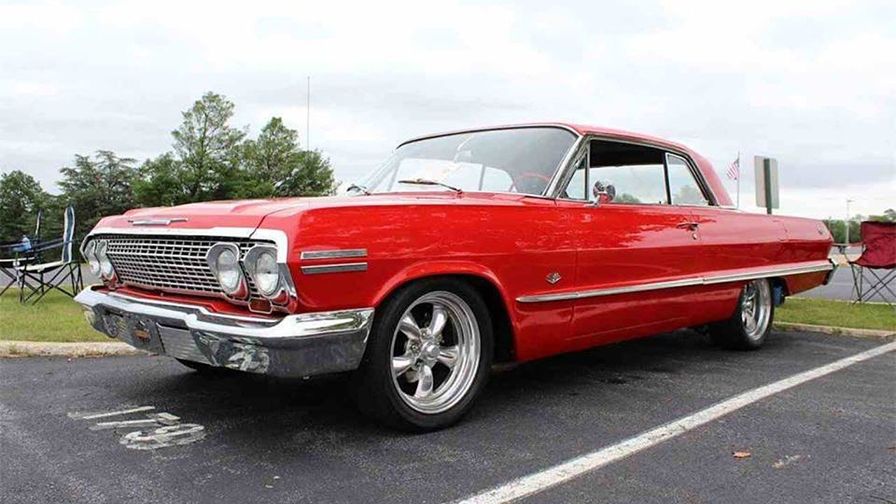 1963 Chevrolet Impala for sale 100876562