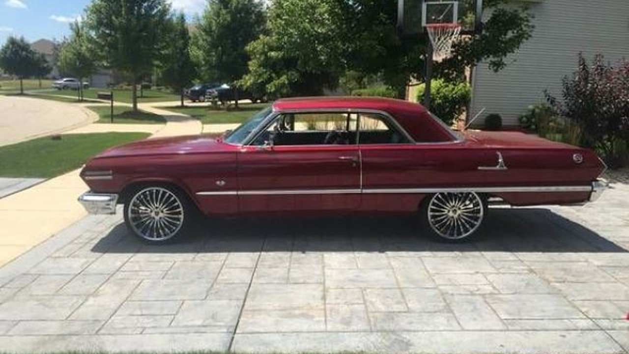 1963 Chevrolet Impala for sale 100883981