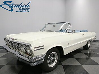1963 Chevrolet Impala for sale 100904477