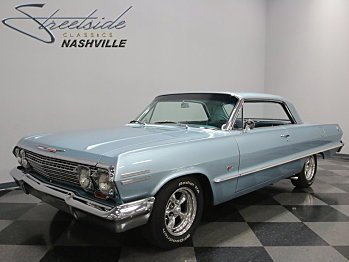 1963 Chevrolet Impala for sale 100905395