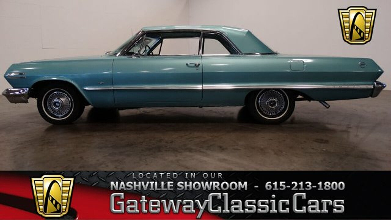1963 Chevrolet Impala for sale 100920013