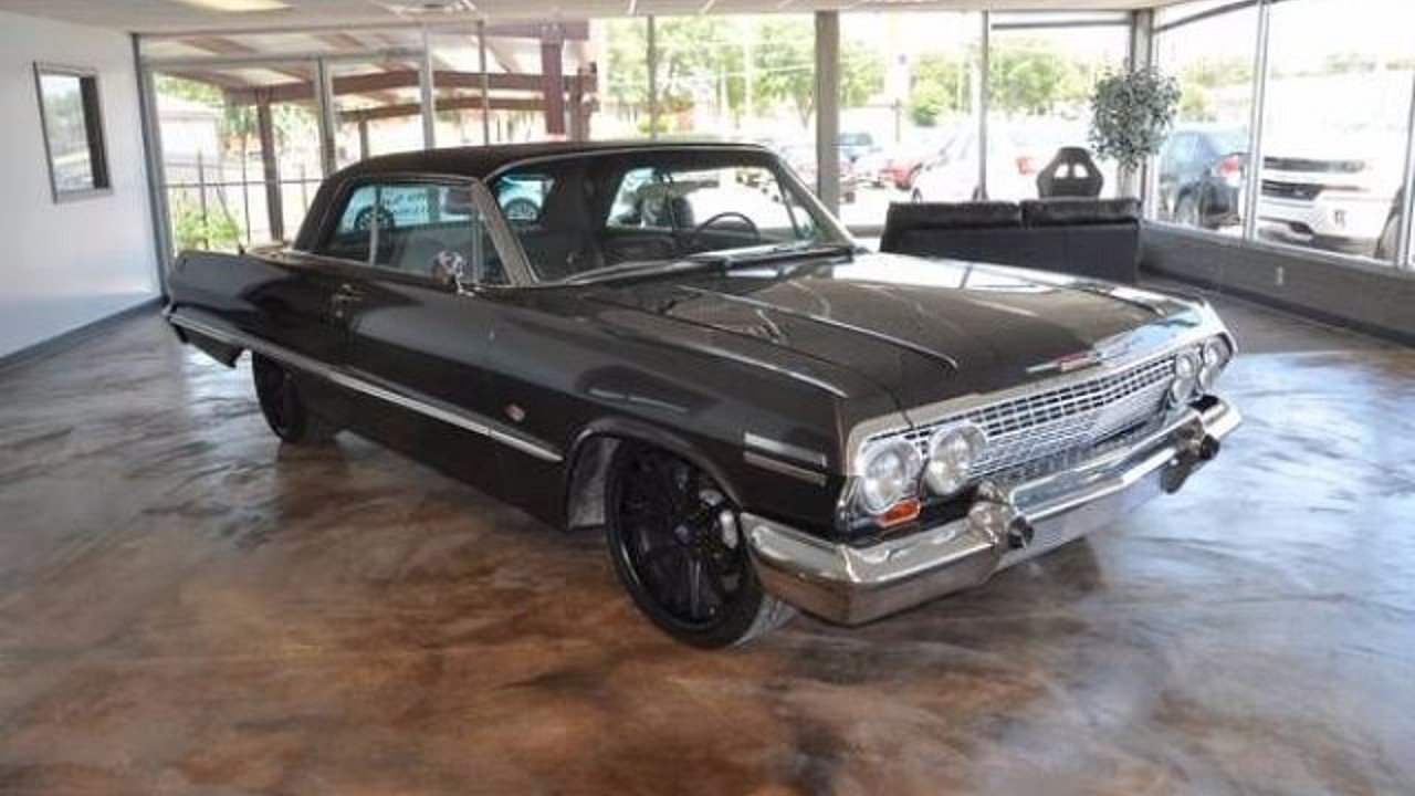 1963 Chevrolet Impala for sale 100926542