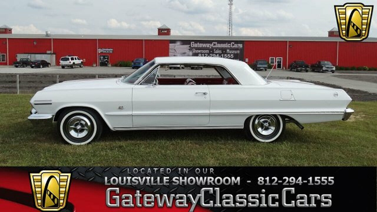 1963 Chevrolet Impala for sale 100948810