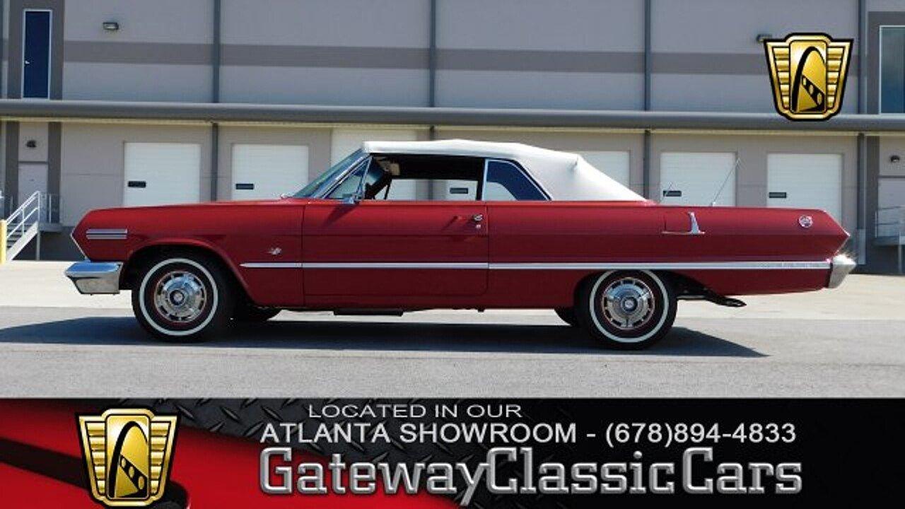 1963 Chevrolet Impala for sale near O Fallon, Illinois 62269 ...