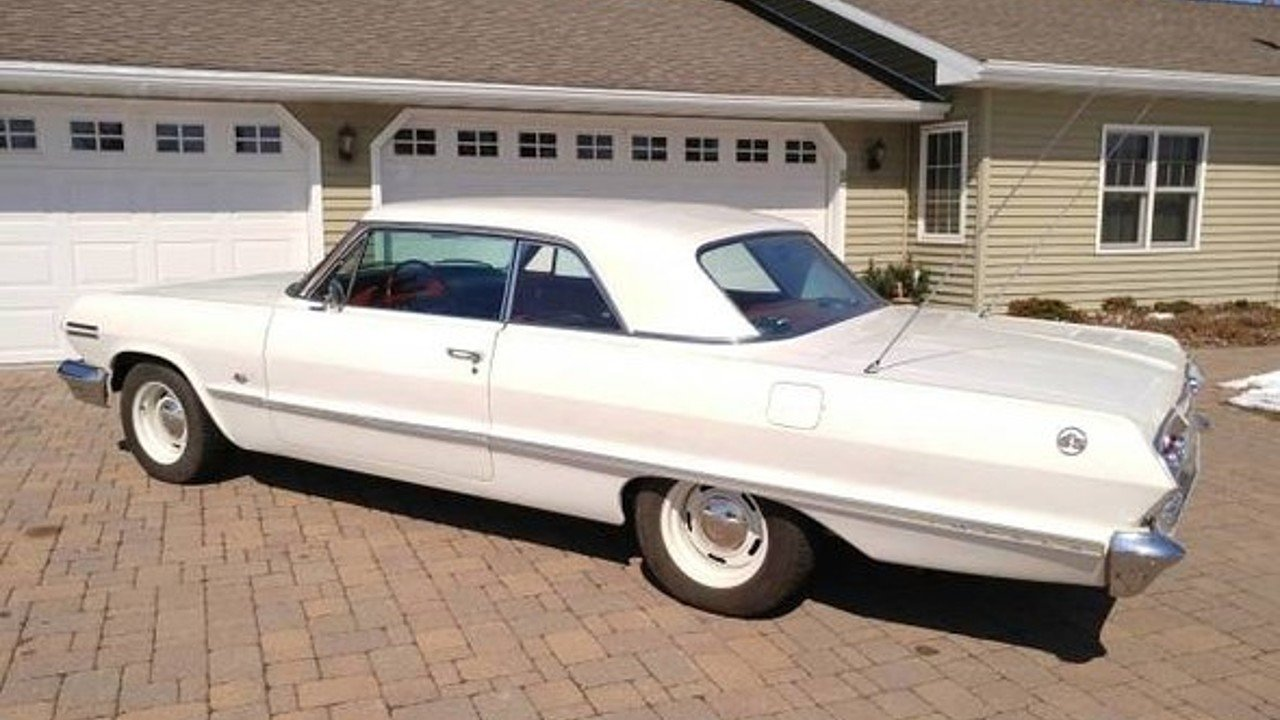 1963 Chevrolet Impala for sale 100985960