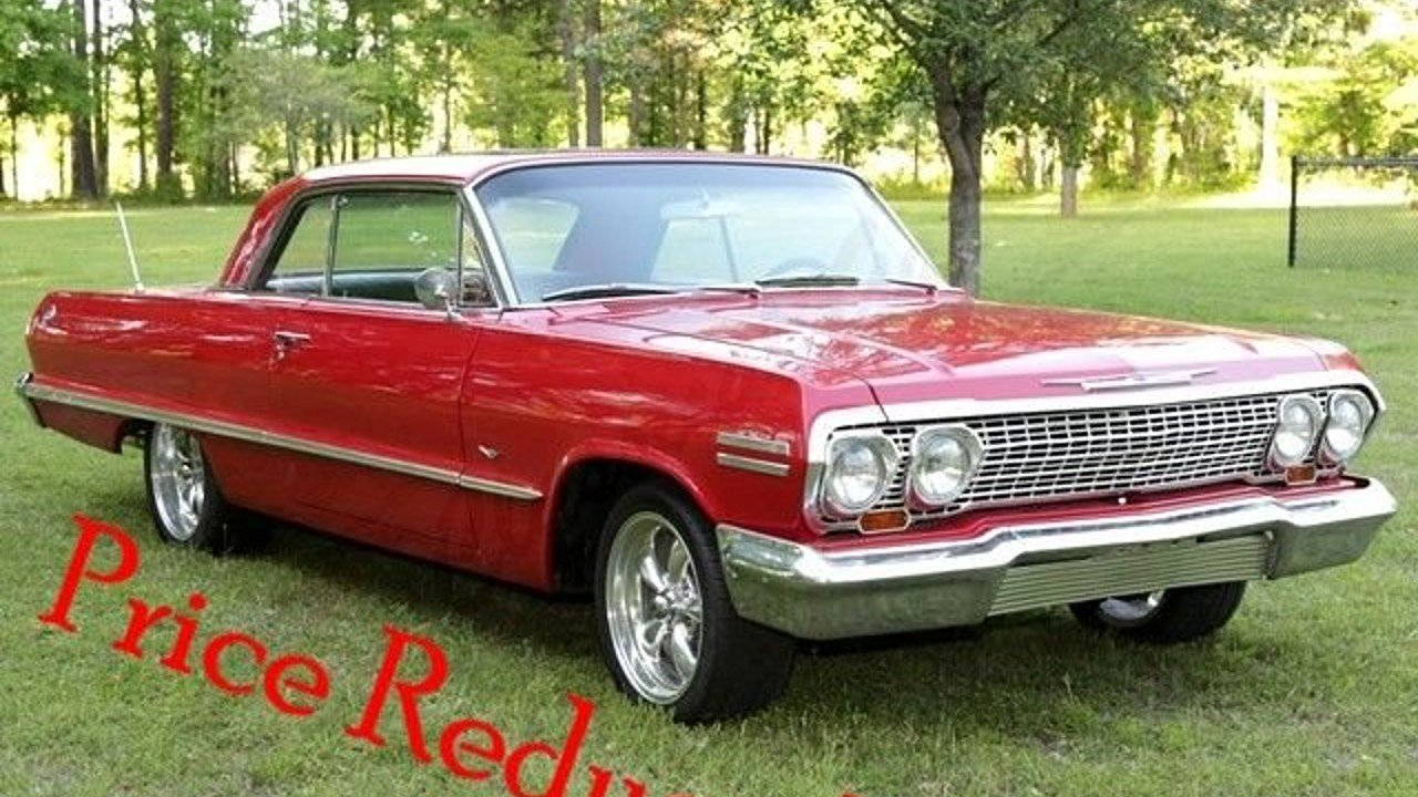 1963 Chevrolet Impala for sale 100991170