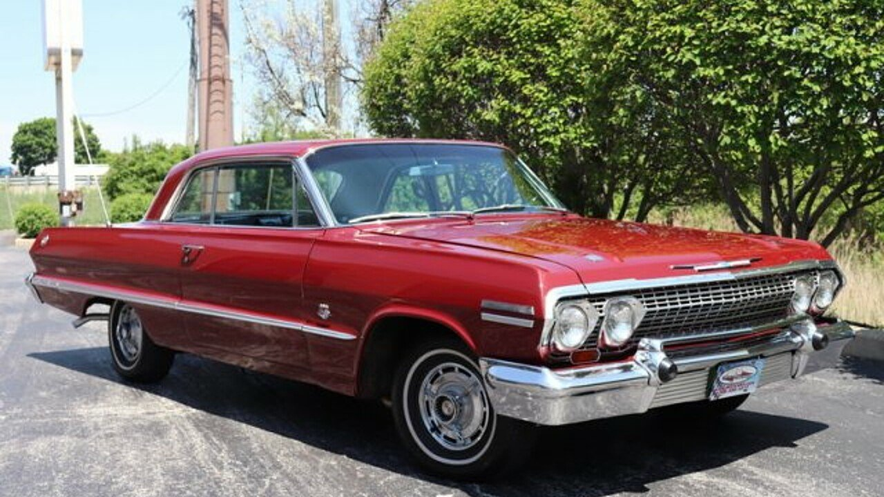 1963 Chevrolet Impala for sale 100991729