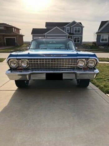 1963 Chevrolet Impala for sale 100998494