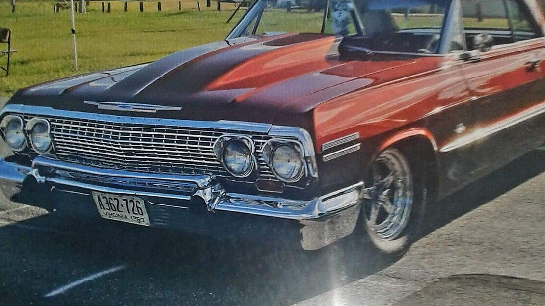 1963 Chevrolet Impala SS for sale 101039186