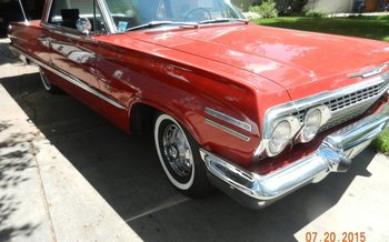 1963 Chevrolet Impala for sale 100735568