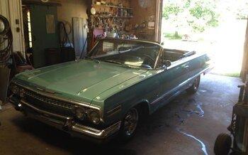 1963 Chevrolet Impala for sale 100743159