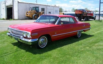 1963 Chevrolet Impala for sale 100788332