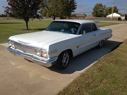 1963 Chevrolet Impala for sale 100826716