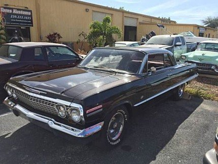 1963 Chevrolet Impala for sale 100836487