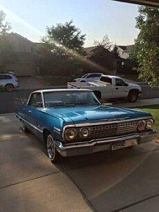 1963 Chevrolet Impala for sale 100874302