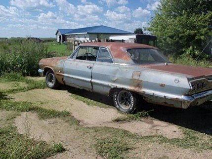 1963 Chevrolet Impala for sale 100909288