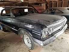 1963 Chevrolet Impala for sale 100940376