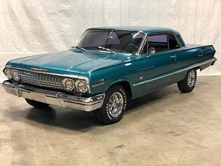 1963 Chevrolet Impala for sale 100940609