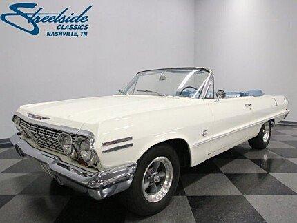 1963 Chevrolet Impala for sale 100947705