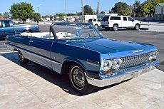 1963 Chevrolet Impala for sale 100954619