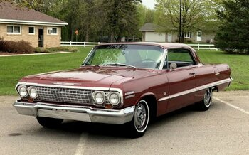 1963 Chevrolet Impala for sale 100987821