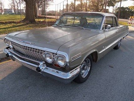 1963 Chevrolet Impala for sale 100988666