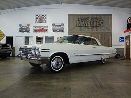 1963 Chevrolet Impala for sale 100991001
