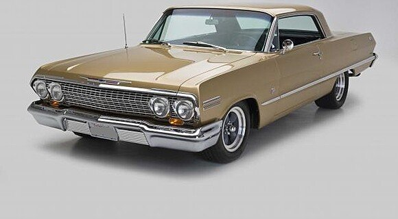 1963 Chevrolet Impala for sale 101035926