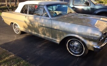 1963 Chevrolet Nova for sale 100758669