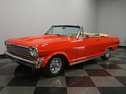 1963 Chevrolet Nova for sale 100766611