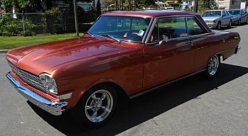 1963 Chevrolet Nova for sale 100777389