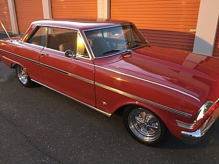 1963 Chevrolet Nova for sale 100845526
