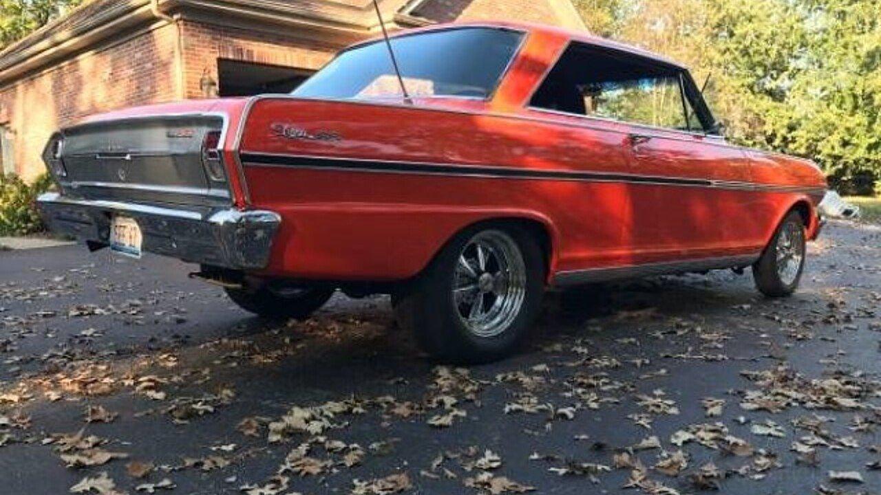 1963 Chevrolet Nova for sale near Cadillac, Michigan 49601 ...