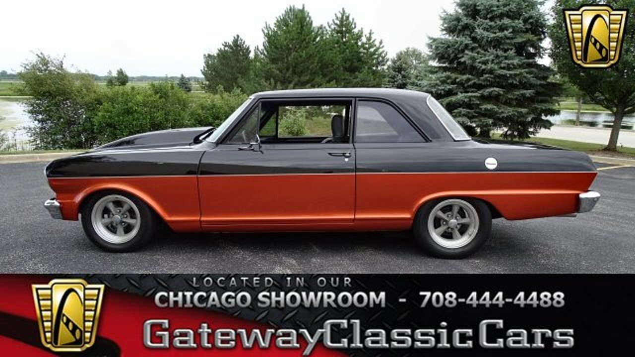 1963 Chevrolet Nova for sale 100949739
