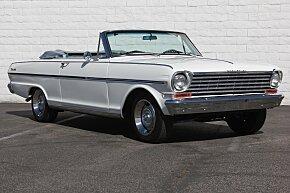 1963 Chevrolet Nova for sale 101029361