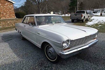 1963 Chevrolet Nova for sale 100825816