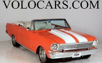 1963 Chevrolet Nova for sale 100841808