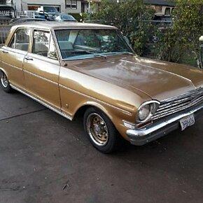 1963 Chevrolet Nova for sale 100848246