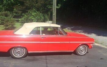 1963 Chevrolet Nova Coupe for sale 100887083