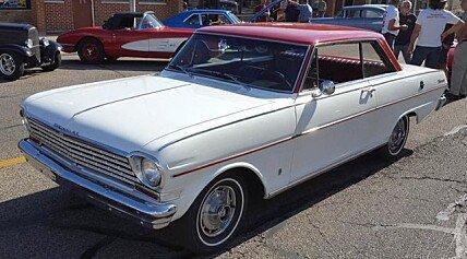 1963 Chevrolet Nova for sale 100894087